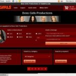 BossGirlsProductions Full Movie