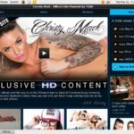 Christymack.com With JCB Card