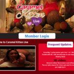 Xnxx Caramel Kitten Live