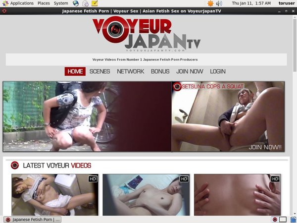 Free Voyeurjapantv.com Access