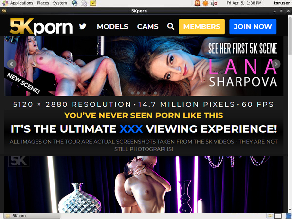 5K Porn Sites