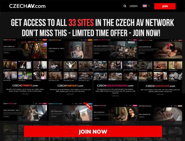 Czechav.com Desktop