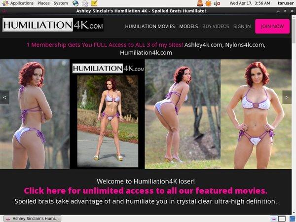 Humiliation 4k Cheap