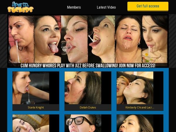 Sperm Suckers Online